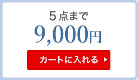5点まで 8500円