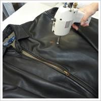 革衣料クリーニング